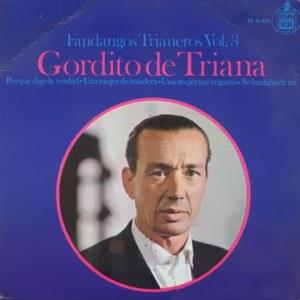 Gordito De Triana - HispavoxHH 16-543