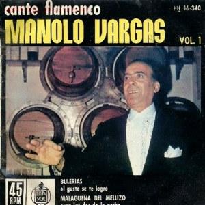 Vargas, Manolo - HispavoxHH 16-340