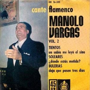 Vargas, Manolo - HispavoxHH 16-341