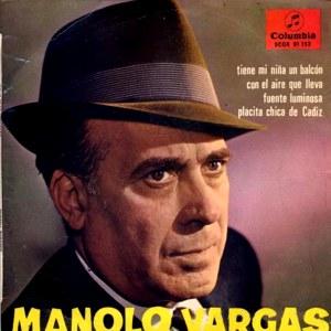 Vargas, Manolo - ColumbiaSCGE 81152