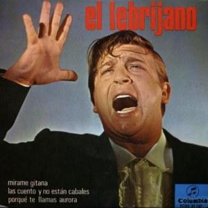Lebrijano, El - ColumbiaSCGE 81147
