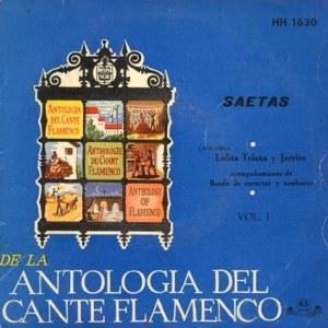 Varios Copla Y Flamenco - HispavoxHH 16- 30