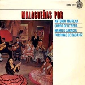 Varios Copla Y Flamenco - HispavoxHH 16-482