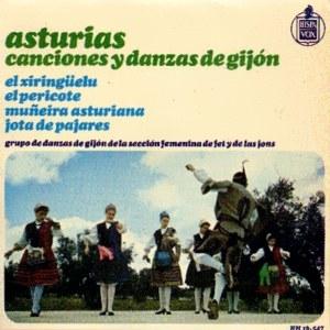 Música Regional - HispavoxHH 16-548