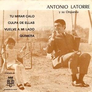Latorre, Antonio - Discos BCDFM68-545