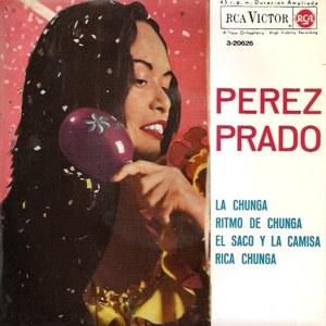 Prado, Pérez - RCA3-20626