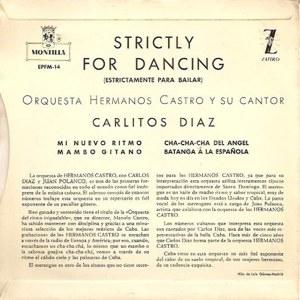Orquesta Hermanos Castro - Montilla (Zafiro)EPFM- 14