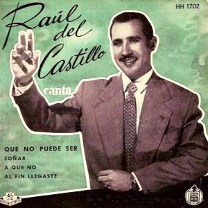 Del Castillo, Raúl - HispavoxHH 17- 02