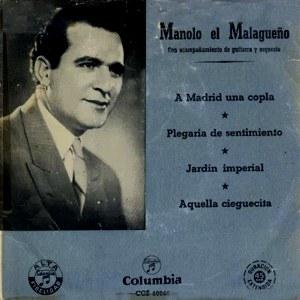 Malagueño, Manolo El - ColumbiaCGE 60066