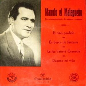 Malagueño, Manolo El - ColumbiaCGE 60058