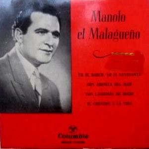 Malagueño, Manolo El - ColumbiaECGE 71230
