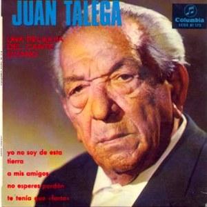Talega, Juan - ColumbiaSCGE 81172