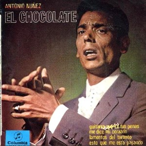 Chocolate, El - Columbia SCGE 81134
