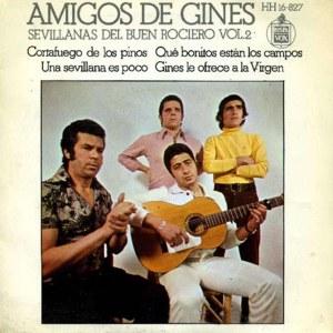Amigos De Ginés - HispavoxHH 16-827