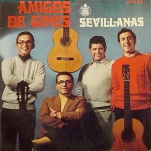 Amigos De Ginés - HispavoxHH 16-728