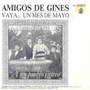 Varios Copla Y Flamenco - Hispavox40 2086 7