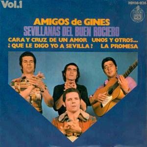 Amigos De Ginés - HispavoxHH 16-826