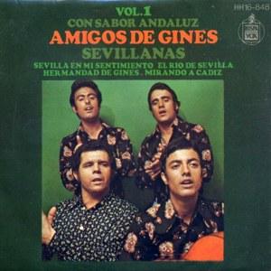 Amigos De Ginés - HispavoxHH 16-848