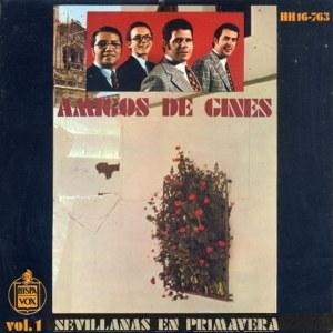 Amigos De Ginés - HispavoxHH 16-763