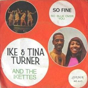 Ike And Tina Turner - ColumbiaME 445