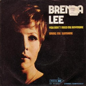 Lee, Brenda - Movieplay SN-20355