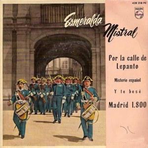 Mistral, Esmeralda - Philips428 218 PE