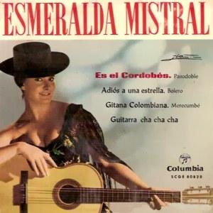 Mistral, Esmeralda - ColumbiaSCGE 80828