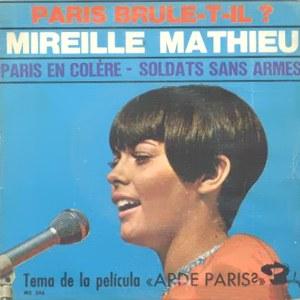Mathieu, Mireille - ColumbiaME 298