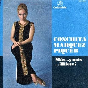 Márquez Piquer, Conchita - ColumbiaMO  701