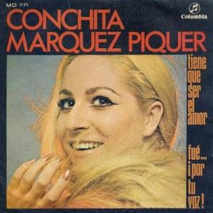 Márquez Piquer, Conchita - ColumbiaMO  771