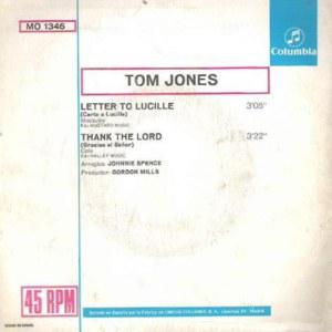 Tom Jones - ColumbiaMO 1346