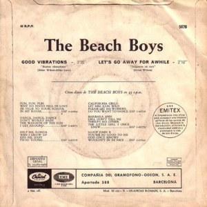 Beach Boys, The - Capitol5676