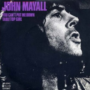 Mayall, John - ABC Records SG-0043