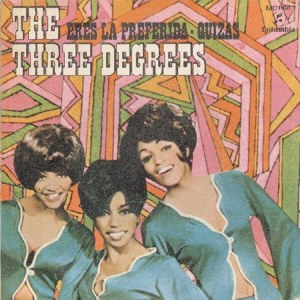 Three Degrees, The - ColumbiaMO 1108
