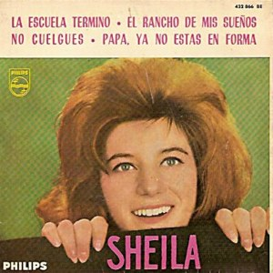 Sheila - Philips432 866 BE