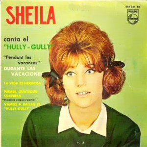 Sheila - Philips432 931 BE