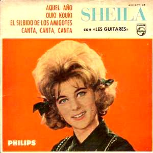 Sheila - Philips432 977 BE
