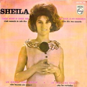Sheila - Philips434 913 BE