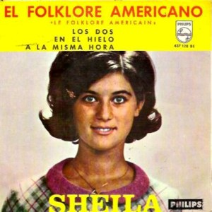 Sheila - Philips437 128 BE