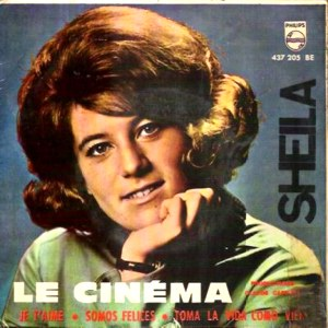 Sheila - Philips437 205 BE