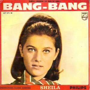Sheila - Philips437 270 BE