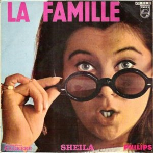 Sheila - Philips437 313 BE