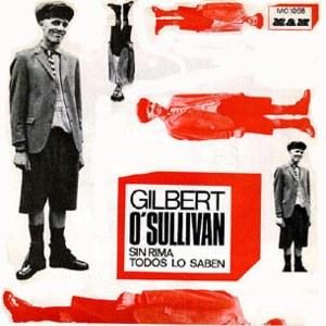O´Sullivan, Gilbert - ColumbiaMO 1068
