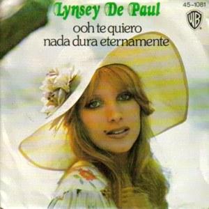 De Paul, Lynsey - Hispavox45-1081