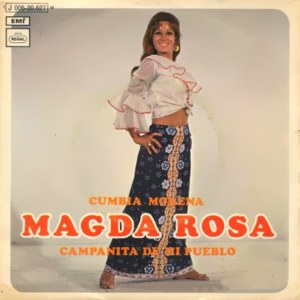 Magda Rosa - Regal (EMI) J 006-20.627