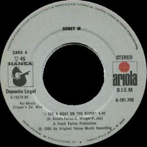 Boney M. - AriolaA-101.750