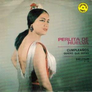 Huelva, Perlita De - Belter01.122