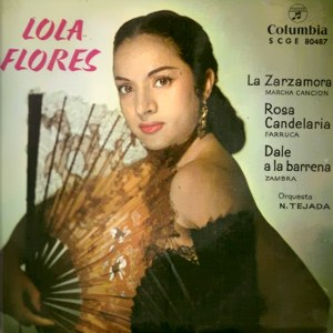 Flores, Lola - ColumbiaSCGE 80487