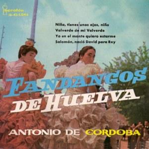 Córdoba, Antonio De - IberofónIB-45-1.046