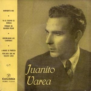 Varea, Juan - ColumbiaECGE 71447